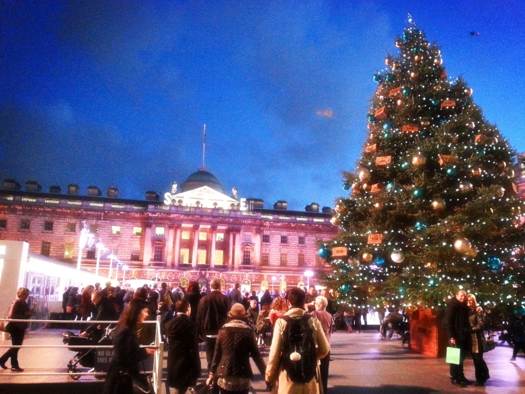 Natale alla Somerset House