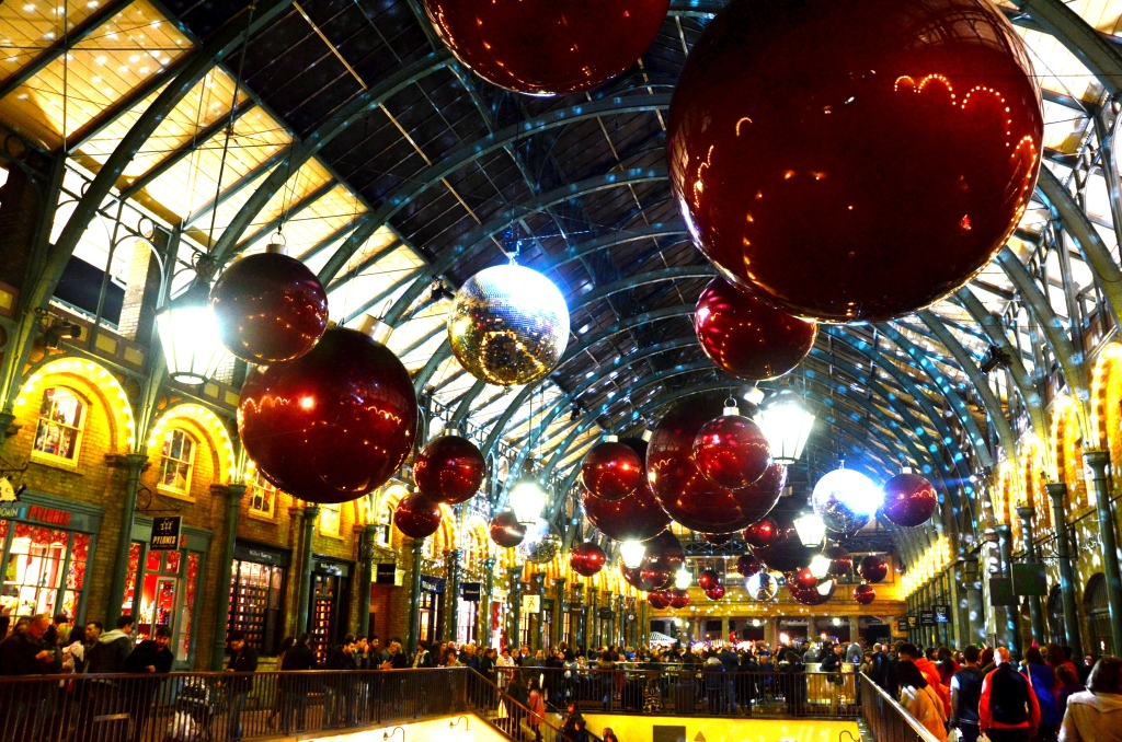 Natale a Covent Garden