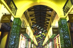 Natale a Covent Garden