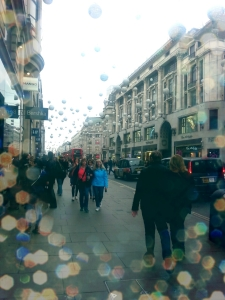 Oxford Street a Natale