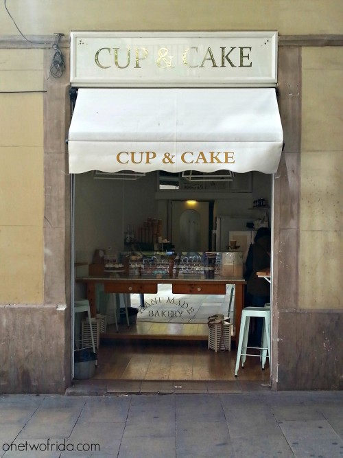Cup & Cake - Barcellona