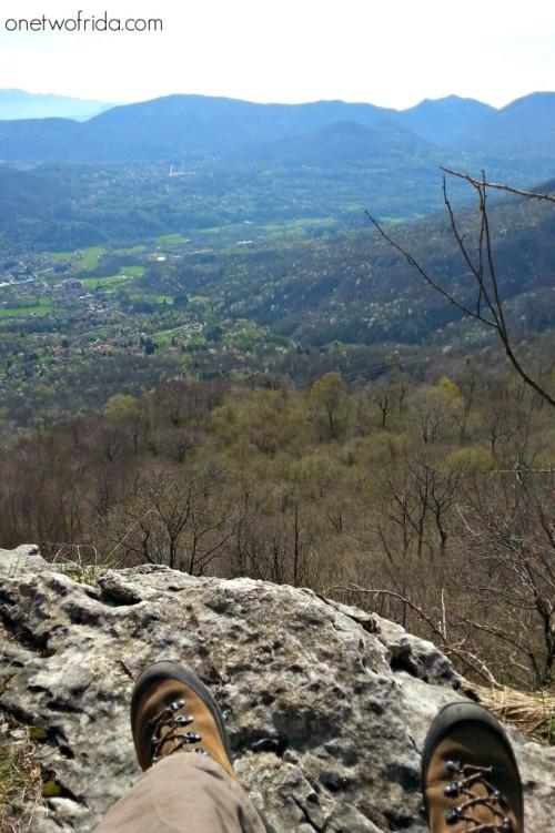 Trekking con visTA