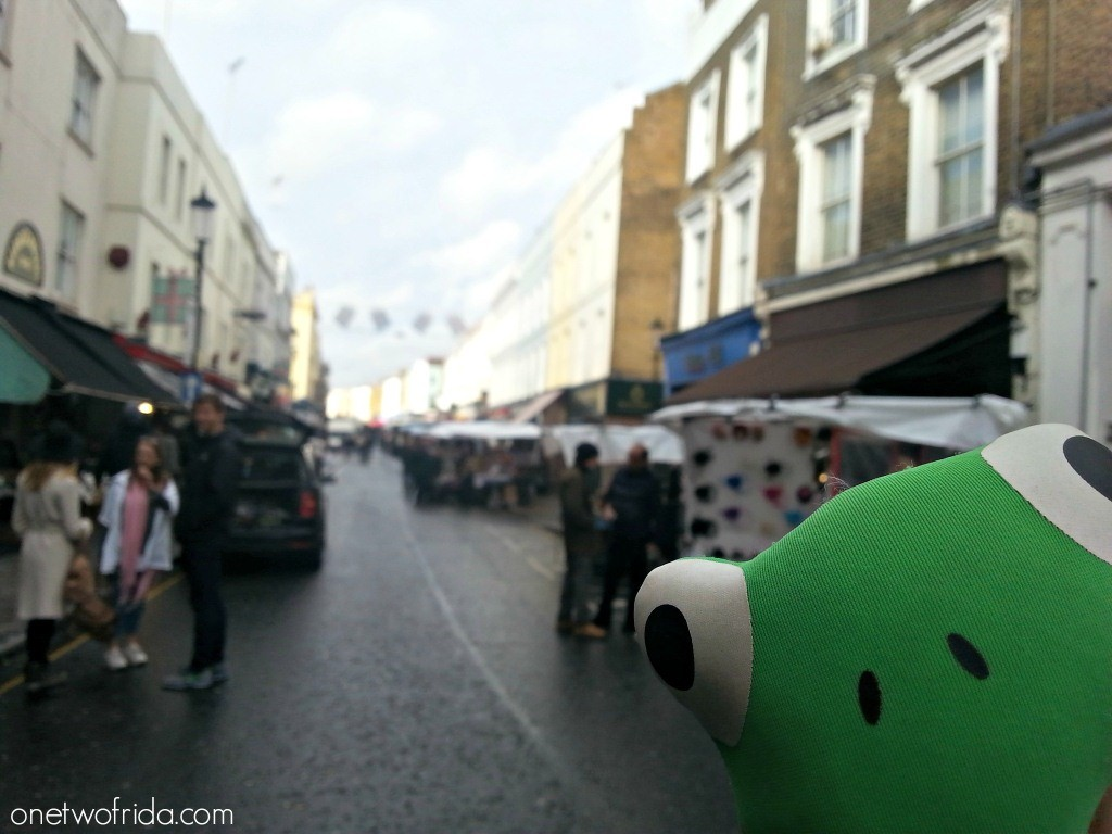 Portobello Road - Londra