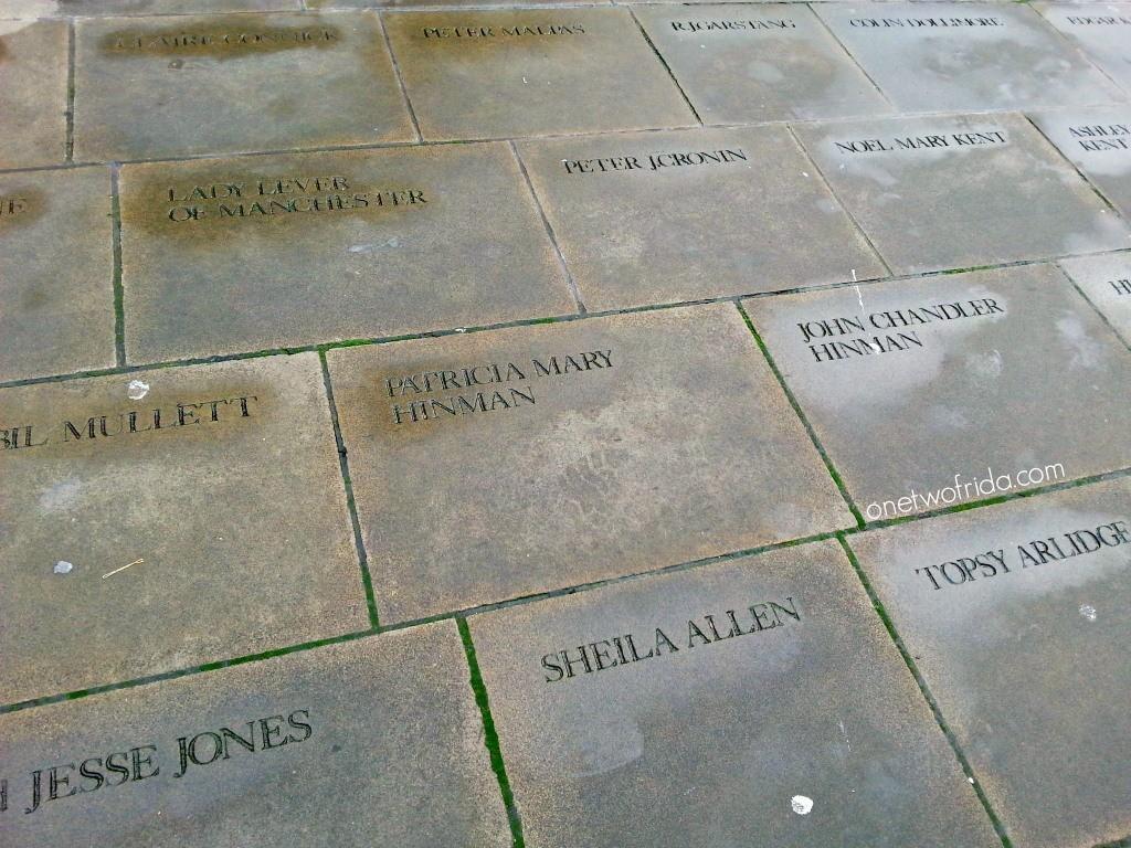 pavimentazione shakespeare's globe
