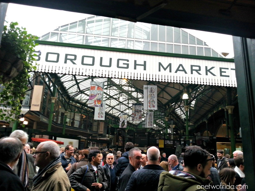 Borough Market - Londra