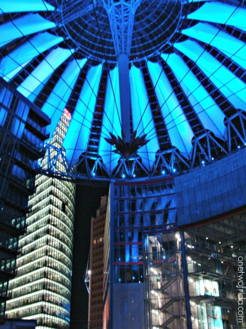 Sony Center - Berlino