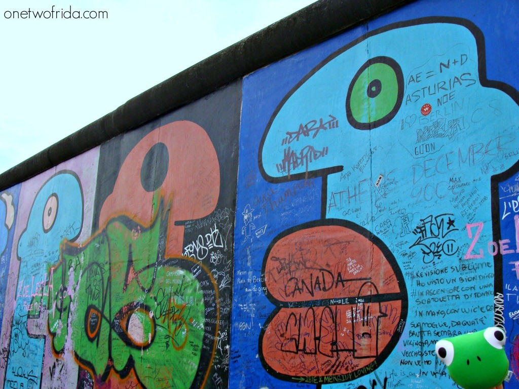 East Side Gallery - Berlino