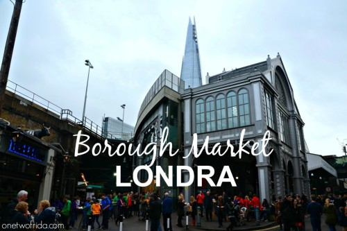 Borough Market – Londra #10