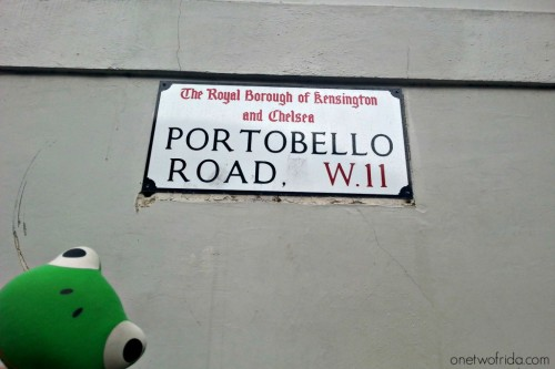 Portobello Road – Londra #8