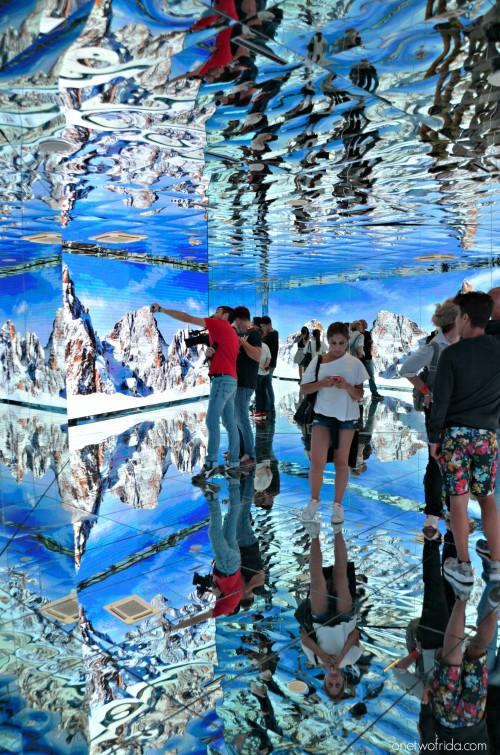 Le bellezze dell'Italia in mostra a Palazzo Italia