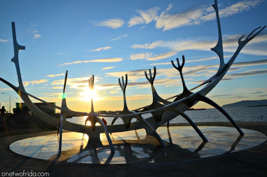 Solfar - Sun Voyager - Reykjavík