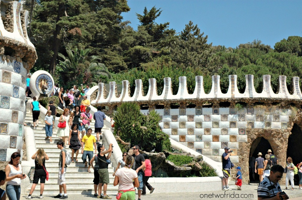 Parco Guell - Barcellona