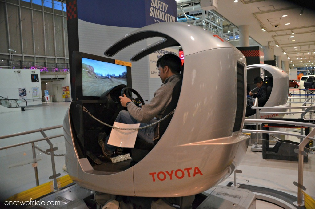 Simulatori - Toyota Mega Web