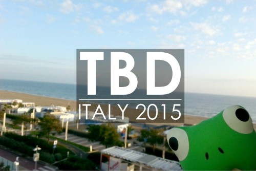 TBD Italy: identikit di un travel blogger
