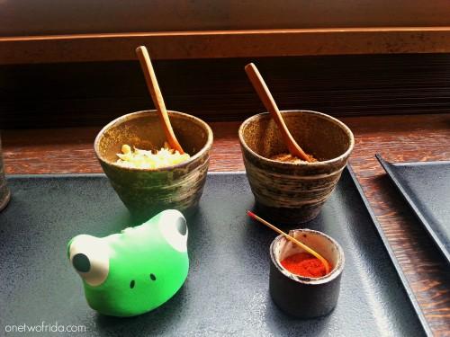 ristorante - yoshimura - arashiyama - kyoto