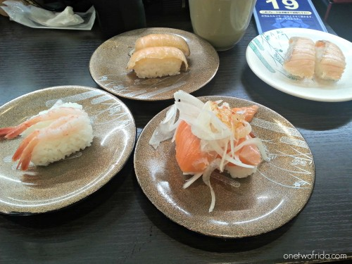 ristorante - kappa sushi - kyoto