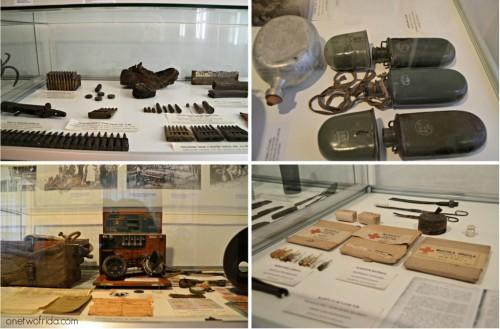 Kobariski Musej - Museo di Caporetto - Slovenia, Alto Isonzo, Prima Guerra Mondiale