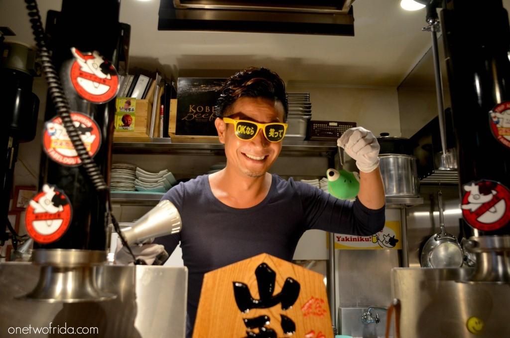 donenzaka - shibuya - han no daidokoro - ristorante yakiniku