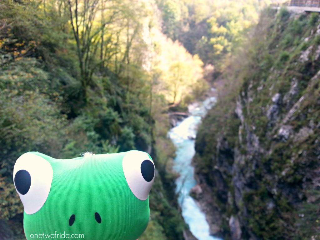Cosa vedere in Slovenia: itinerario di 2 o 3 giorni - tolminska korita - tolmin