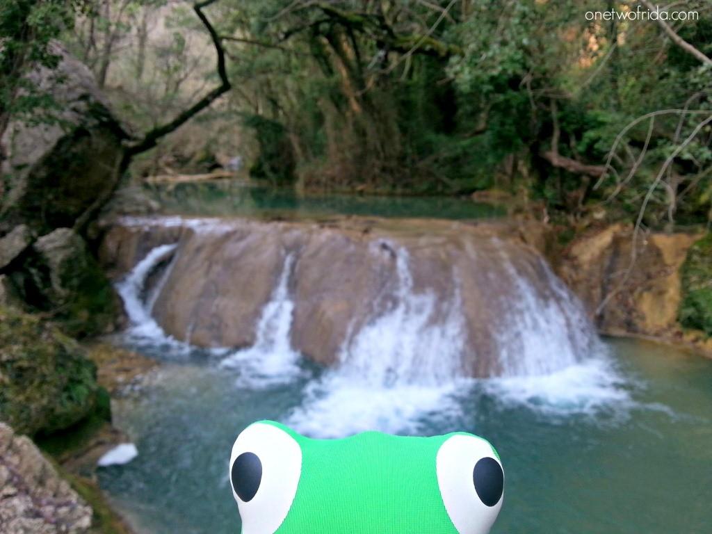Provenza - Sillans-la-cascade