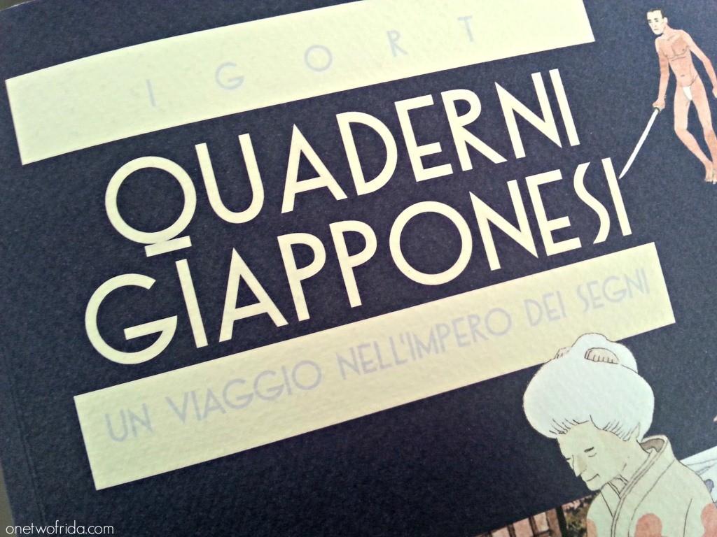 giappone di carta - quaderni giapponesi di Igort