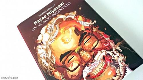 hayao miyazaki - un mondo incantato - Valeria arnaldi - giappone di carta copertina