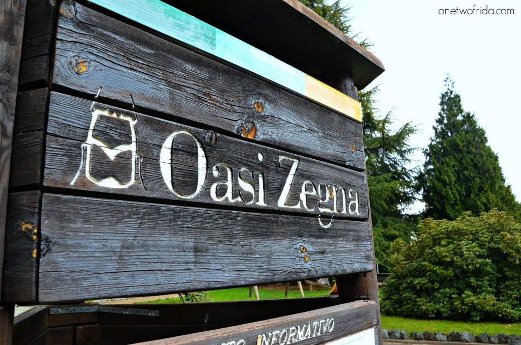 il Caraso simbolo dell'Oasi Zegna