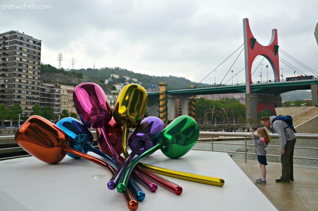 Arte a Bilbao