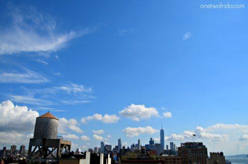 08 - Downtown dal Whitney Museum - New York una foto al giorno