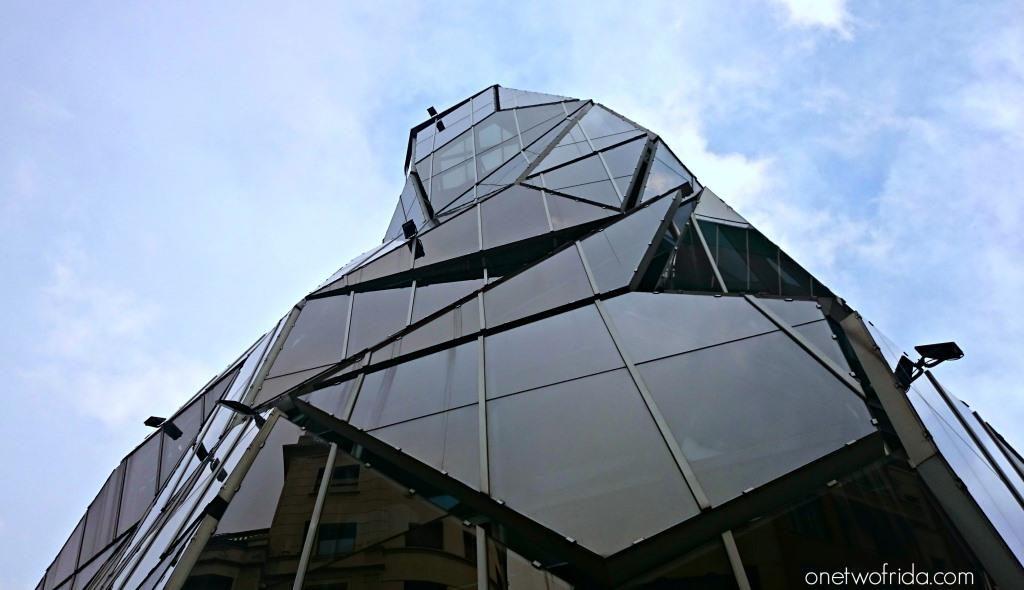 10 cose da vedere a bilbao itinerario architettura one for Architettura contemporanea barcellona