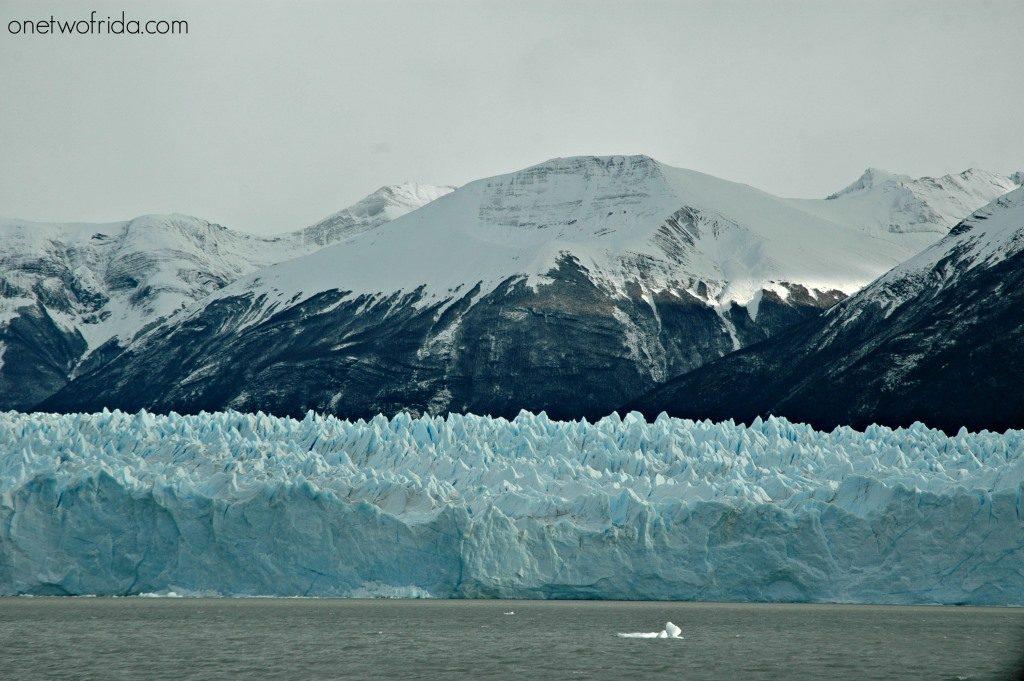 gita in barca sul Lago Argentino