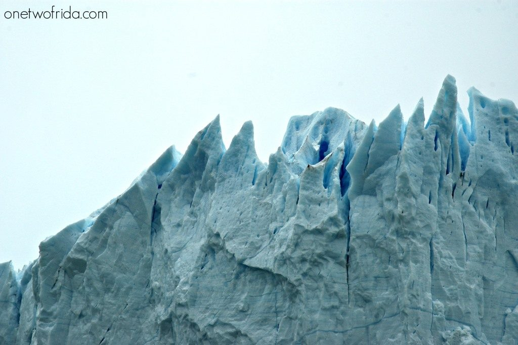 ghiaccio del perito moreno