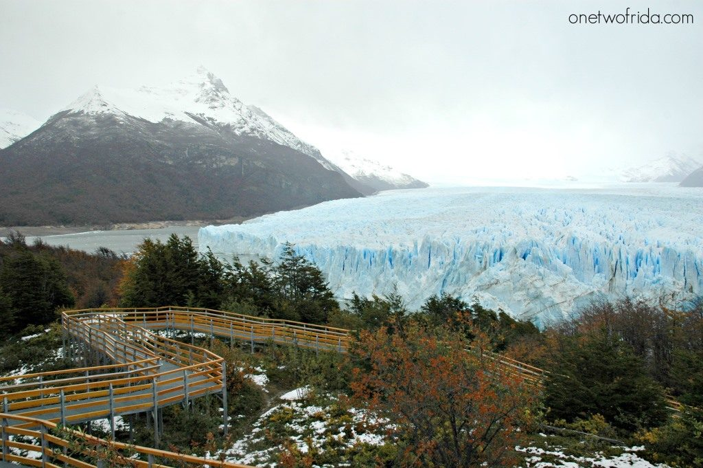 Passerelle del Perito Moreno