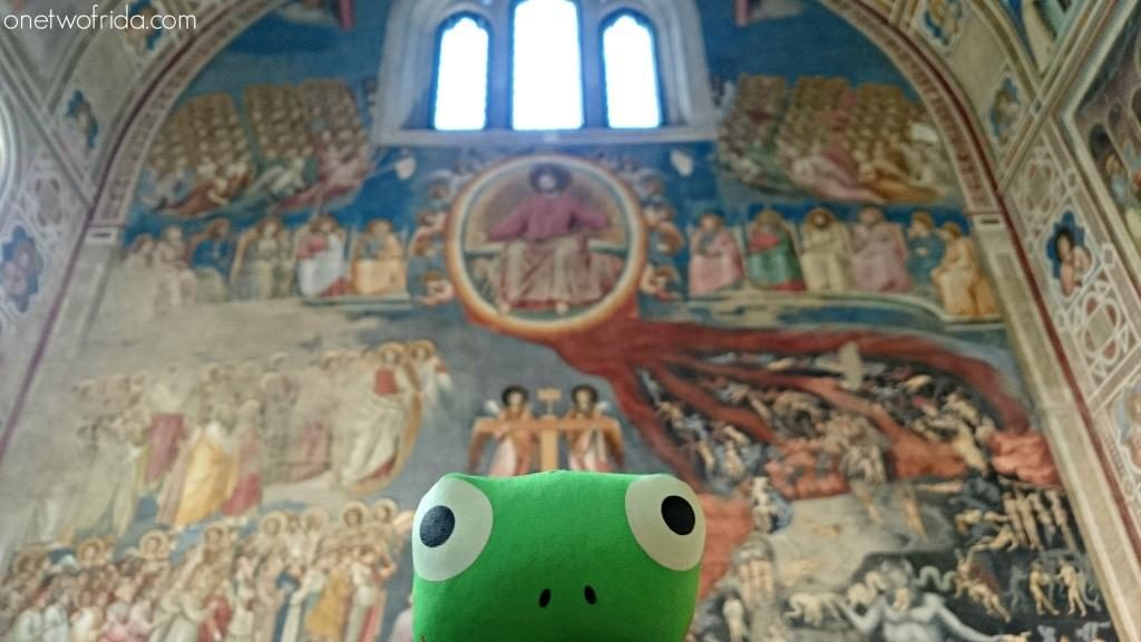 Cappella degli Scrovegni di Giotto