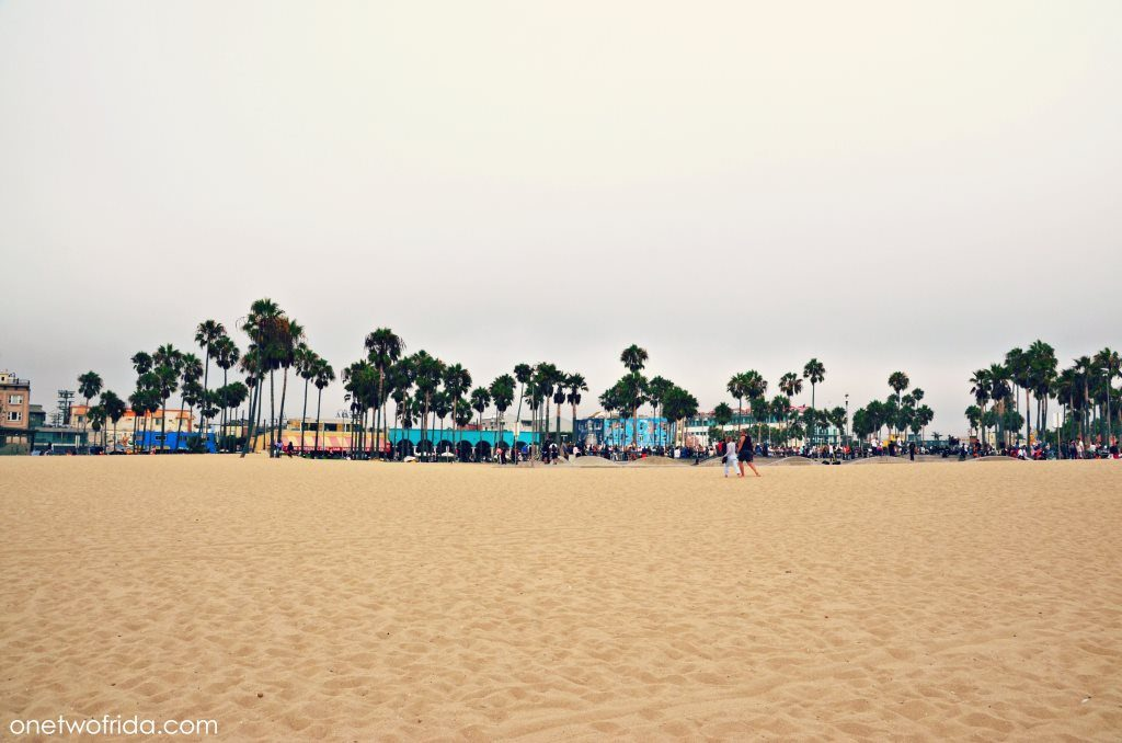 cosa fare a los angeles: venice beach