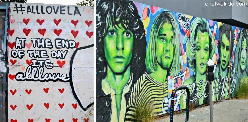 Venice Beach: murales