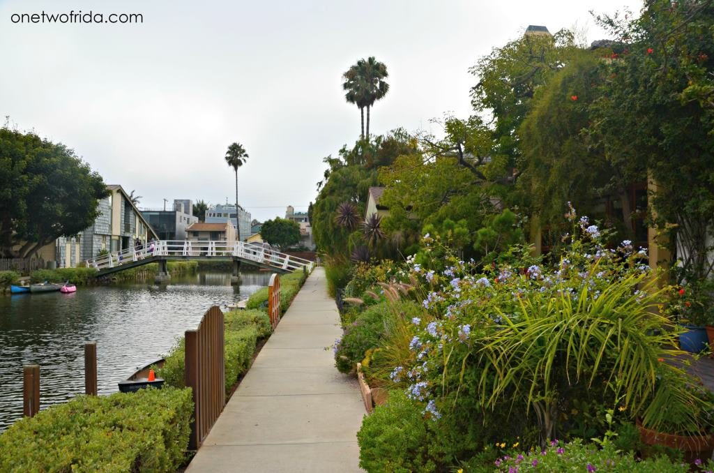 Venice Canals: Los Angeles