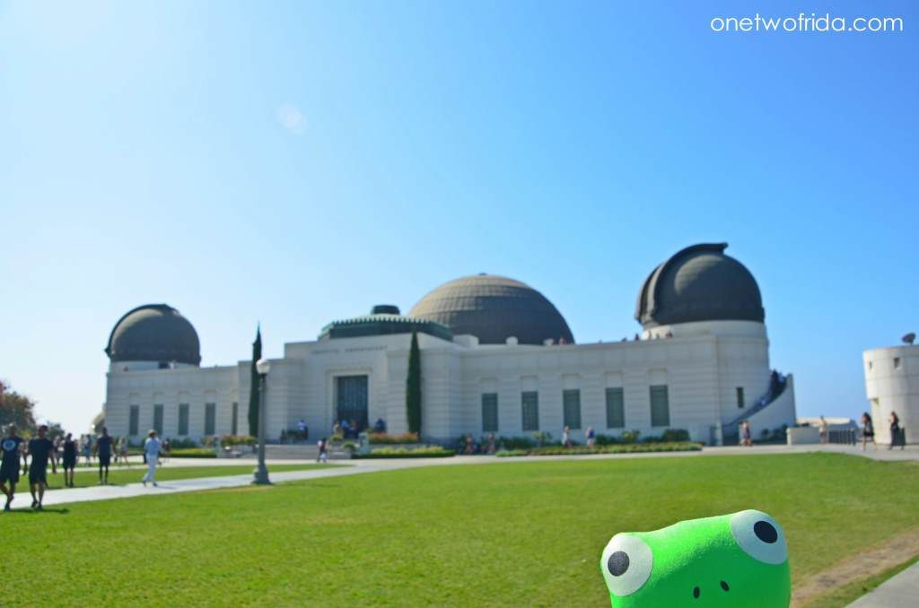 Cosa vedere a Los Angeles - Griffith Observatory