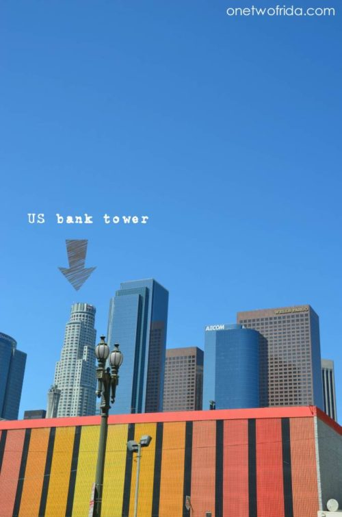US Bank Tower - downtown