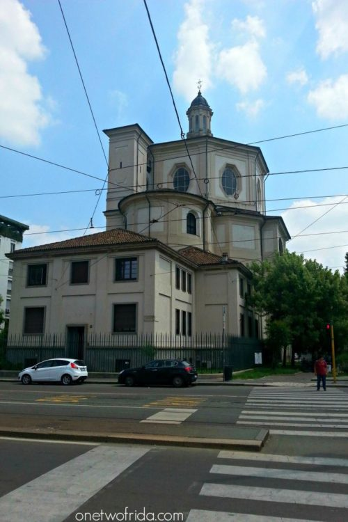Ossario di San Bernardino alle Ossa - Milano