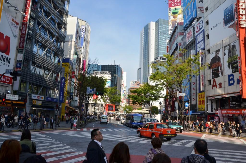 Giappone la prima volta