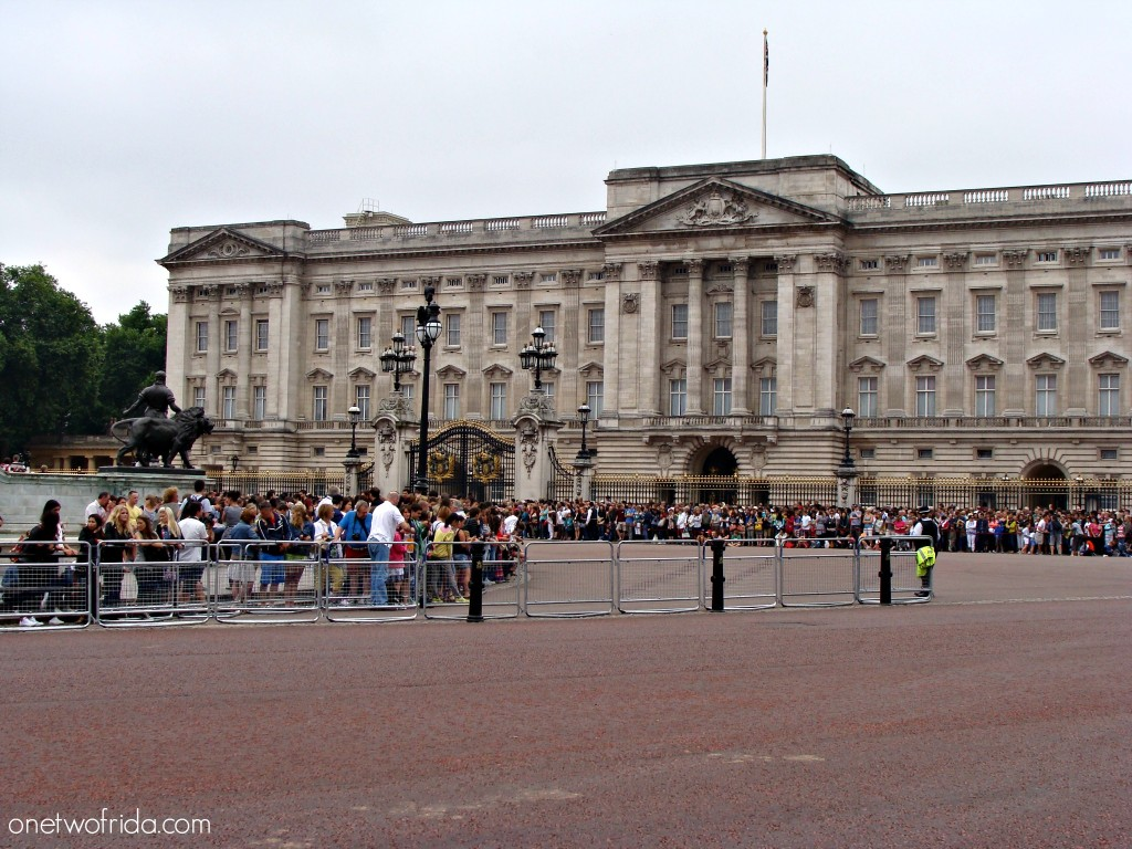 Buckingham Palace - Londra