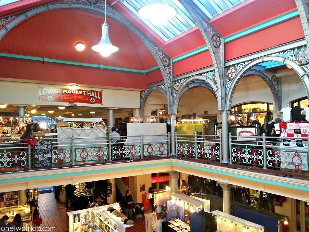 Camden Market Hall