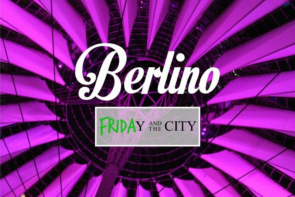FRIDAy and the city #4 - Guida a Barcellona