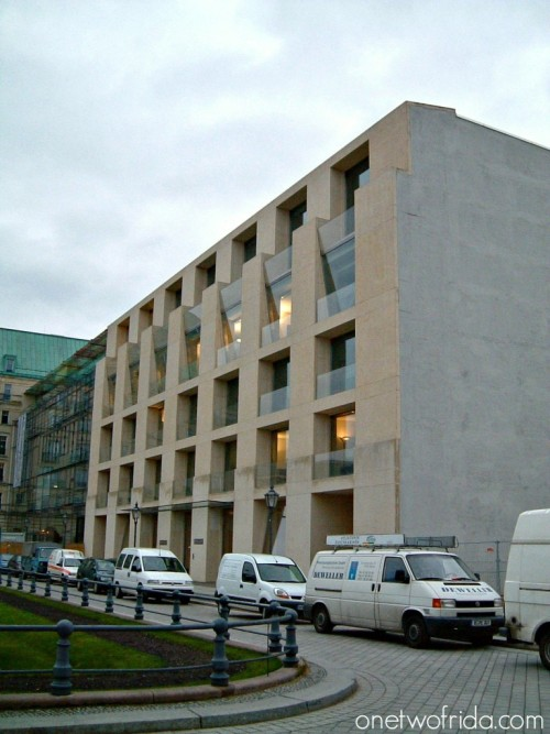 DZ Bank -Berlino