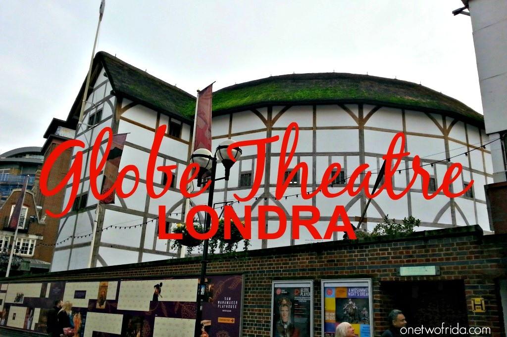 Globe Theatre - Londra