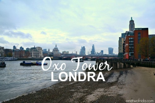Oxo Tower – Londra #4