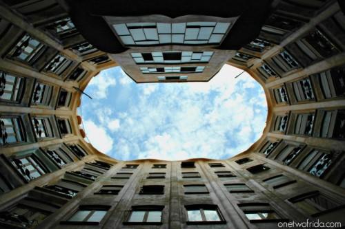 Pedrera - Casa Milà - Barcellona