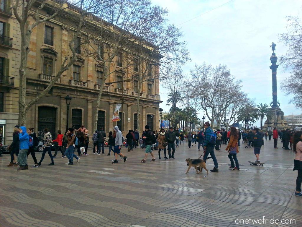 Barcellona - Rambla