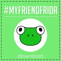 download #MyFriendFrida